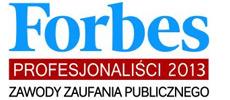 Forbes - profesjonalisci 2013