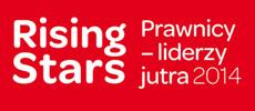 Rising Star - prawnicy liderzy jutra 2014