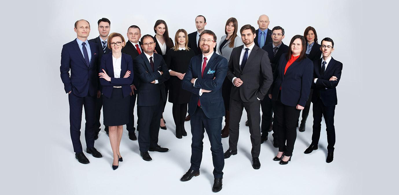 Kancelaria Prawa Restrukturyzacyjnego i Upadłościowego Tatara i Współpracownicy  - zdjęcie grupowe