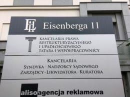 Kancelaria Tatara - Kraków Eisenberga 11