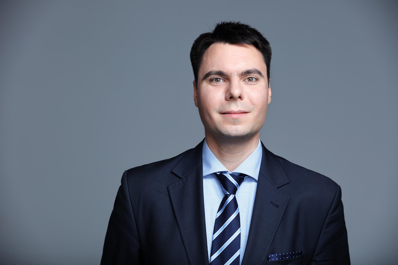 Mateusz Kaliński, LL.M. – Prawnik