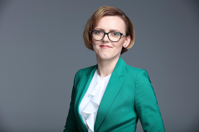 Marzena Zbylut - Dyrektor Administracyjny