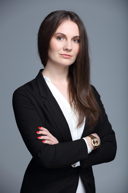 Ewelina Niemyjska – Kierownik Biura w Warszawie